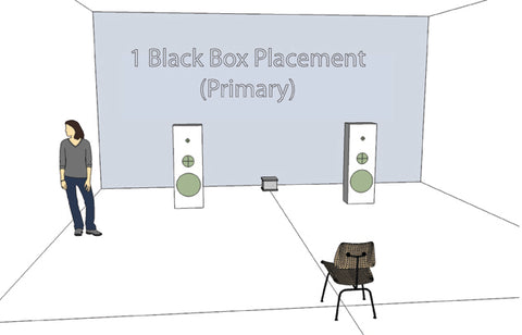 Synergistic Research Black Box setup