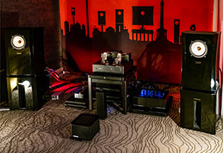 Rock Mountain Audio Fest Best of Show 2018 - Voxativ with Synergistic Research