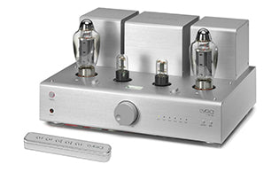 Lyric Audio Ti100 Mk.II single ended Class-A integrated tube amp with KT170 tubes