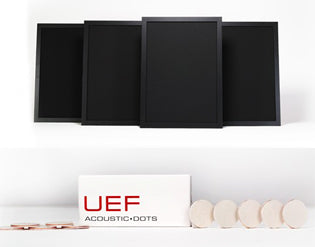 Synergistic Research UEF Acoustic PANLES and Acoustic DOTS