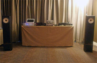 Voxativ Zeth at the Capitol Audio Fest