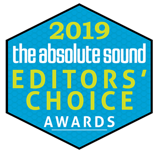 The Absolute Sound Editor's Choice Award 2019