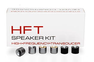 Synergistic Research HFT Speaker Kit
