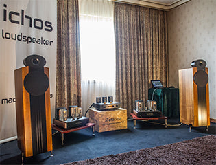 ICHOS Loudspeakers made in Vienna