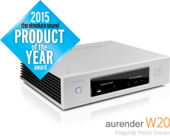 Aurender W20 Music Server - The Absolute Sound's Product of the Year 2015