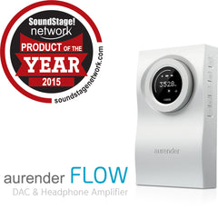 Aurender FLOW Spundstage' Product of the Year 2015