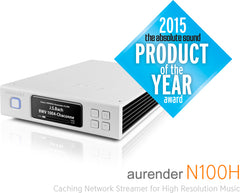 Aurender N100H The Absolute Sound's Product of the Year 2015