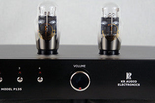 KR Audio P135 Tube Pre Amplifier