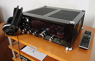 Audio Valve Solaris Headphone Amplifier