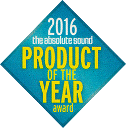 The Absolute Sound - Product of the Year 2016