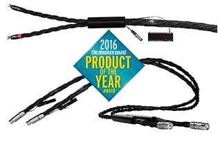 Synergistic Research Galileo UEF Cable Series wins Product of the Year Award on TAS