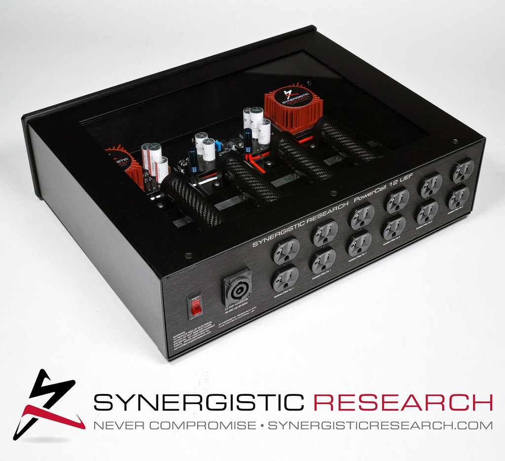 Synergistic Research PowerCell 12 UEF