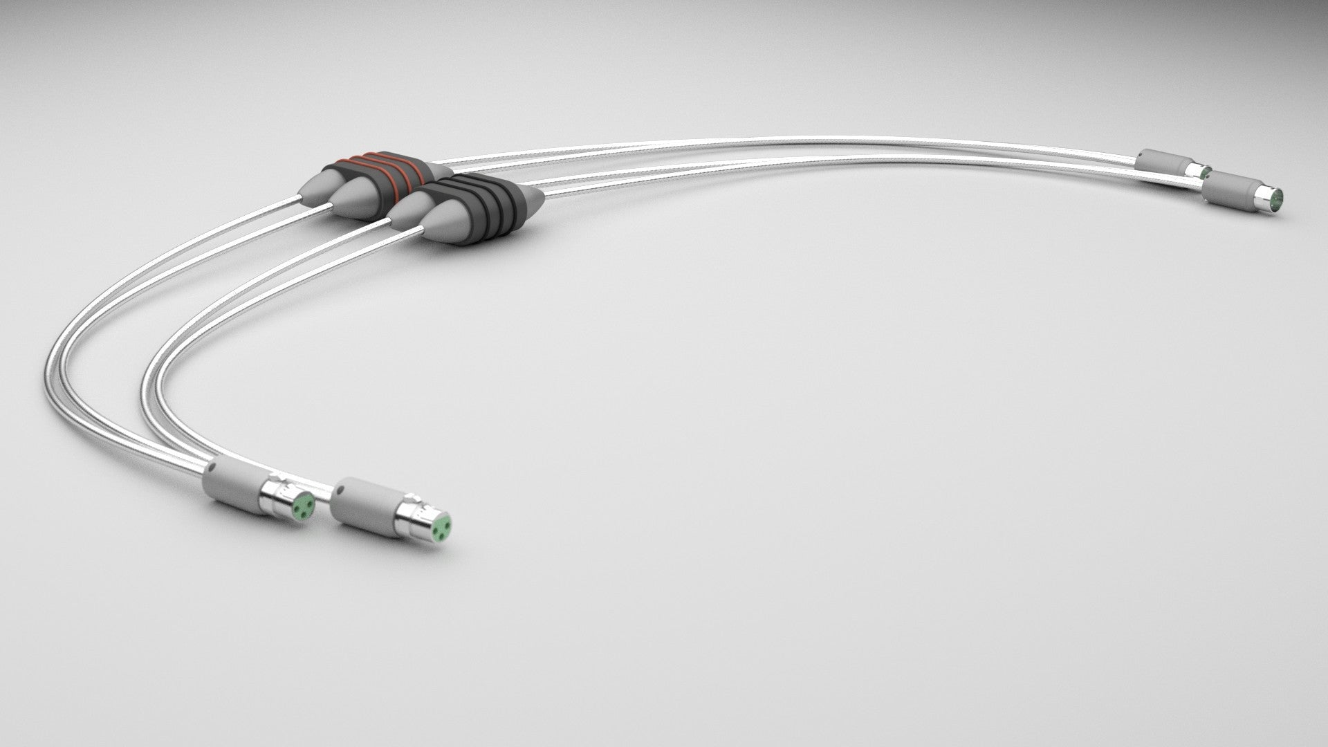High Fidelity XLR Interconnect Cables