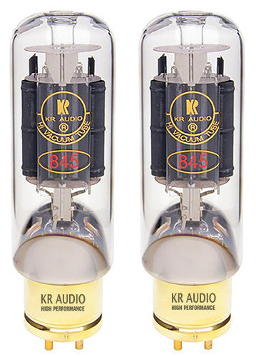 KR Audio 845 HP Tubes