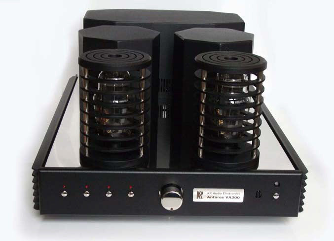 KR Audio VA300 Power Amplifier