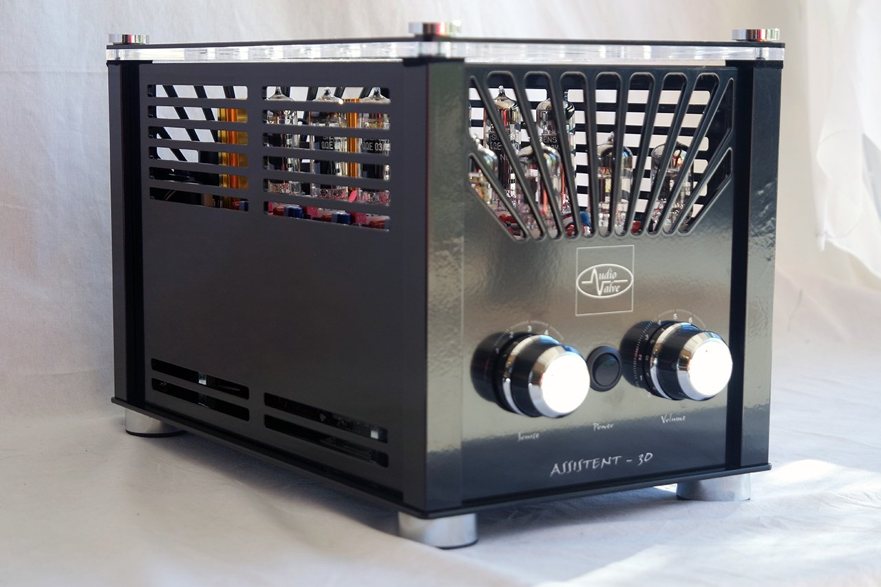 Audio Valve Assistent 30 Integrated Amplifier