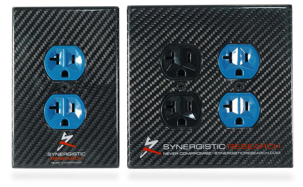 Synergistic Research Carbon Fiber Duplex Cover