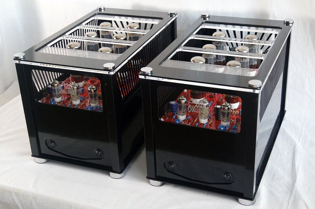 Audio Valve Challenger 115 / 150 / 180 Mono-Block Amplifiers