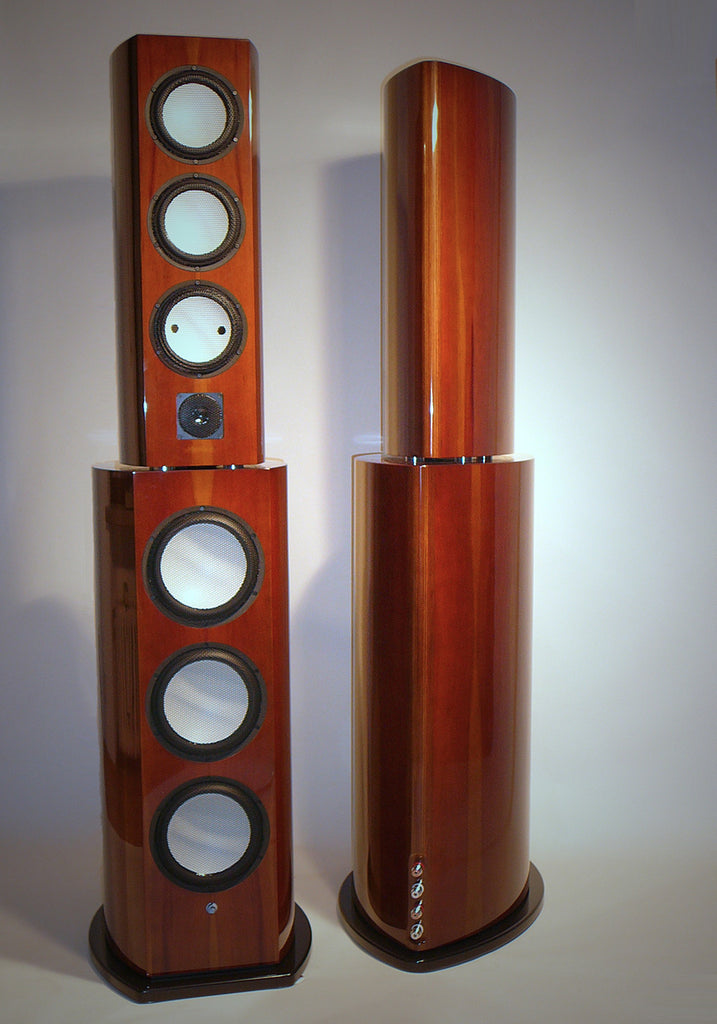 Artos Audio Hurricane Cell Speakers