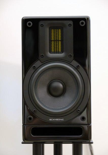 Scansonic M-5 Stand-mount Mini Monitor