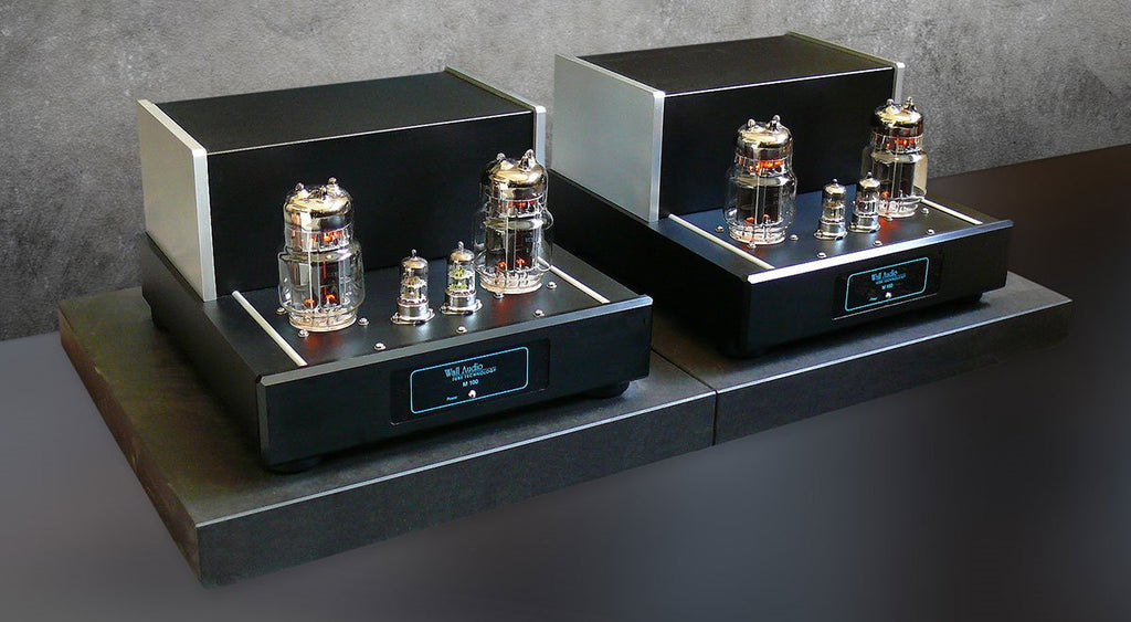 Wall Audio M 100 PP Mono-block Amplifiers