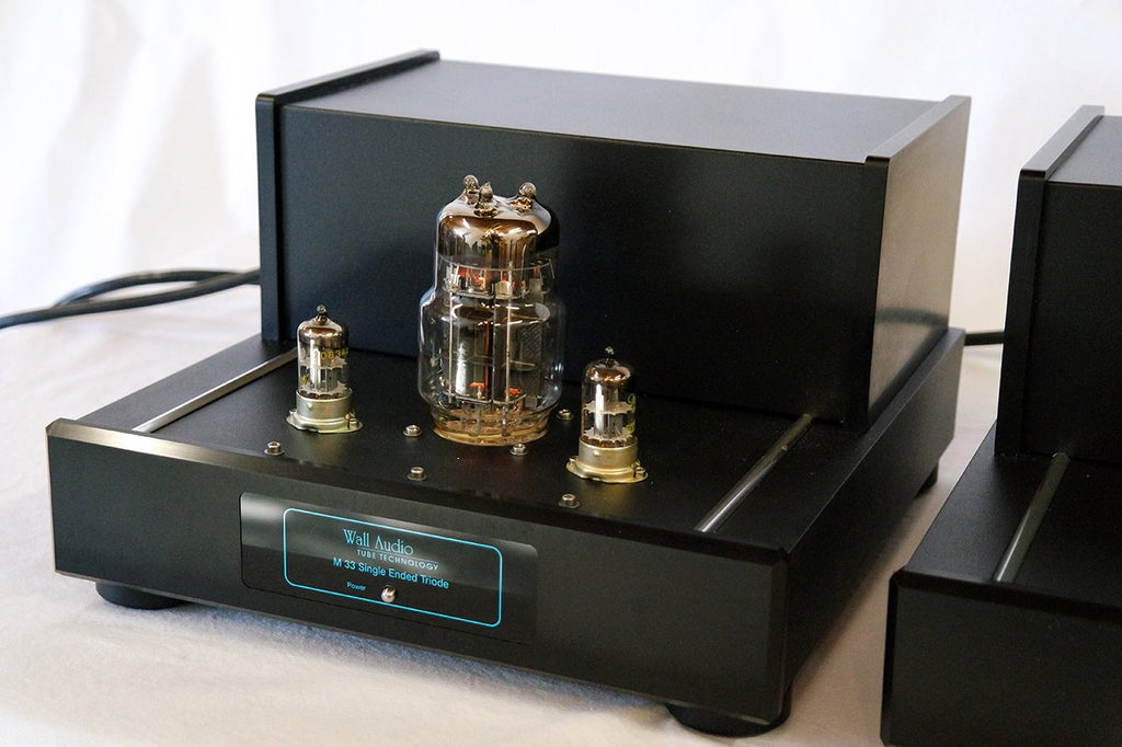 Wall Audio M 33 SET Mono-block Amplifiers