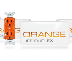 Synergistic Research UEF ORANGE Duplex
