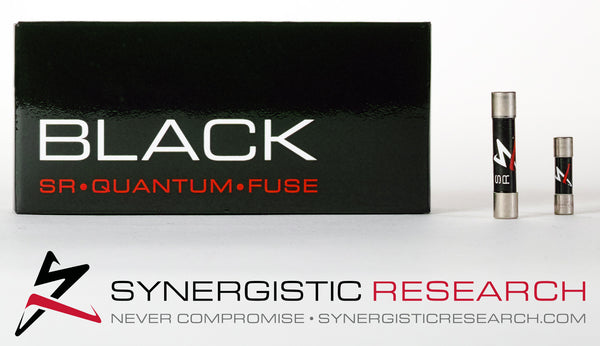 Synergistic Research 5 x 20mm SR-20 Quantum Fuse T 1.6A