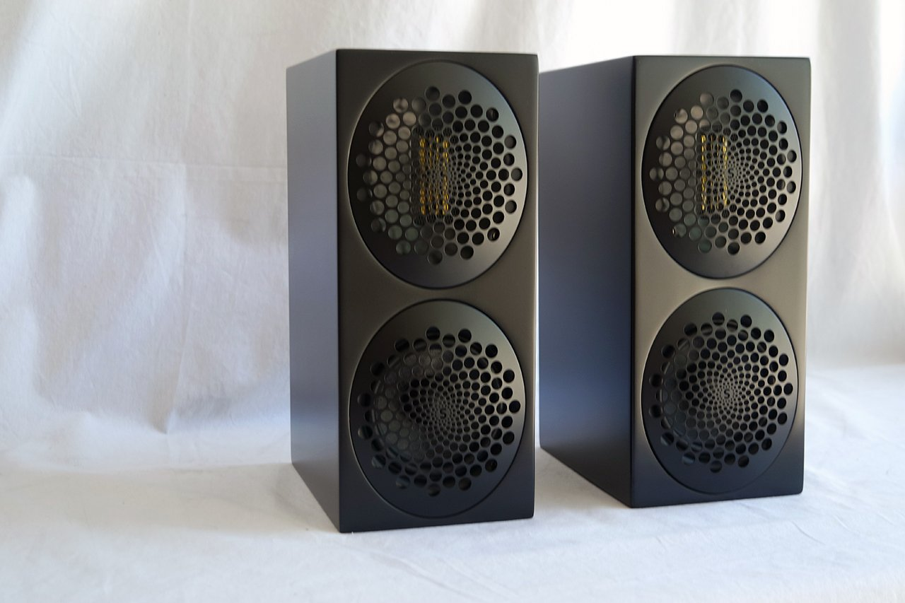 Scansonic M-10 Mini Monitor Speakers