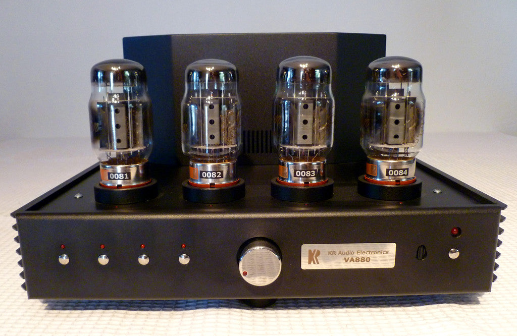 KR Audio VA880 Integrated Amplifier