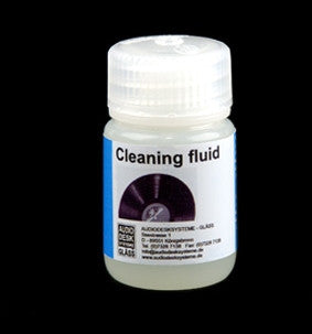 Audio Desk Vinyl Cleaner Machine Fluid