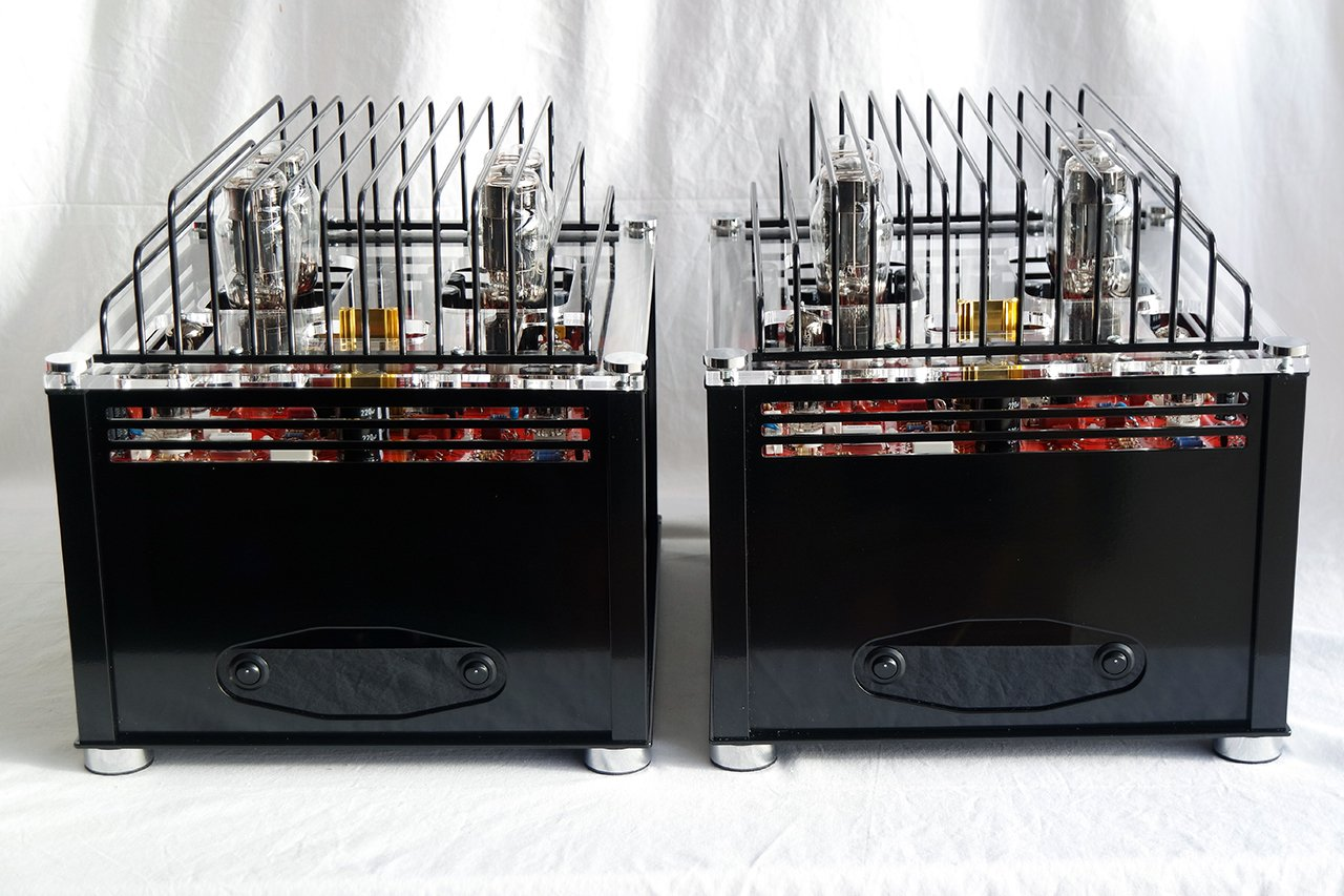 Audio Valve Baldur 70 Mono-Block Amplifiers