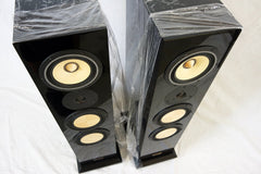 Contrast Audio Black Moon Speakers Showroom Demo