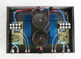 VALVET E2 solid-state single-ended Class-A dual-mono amplifier