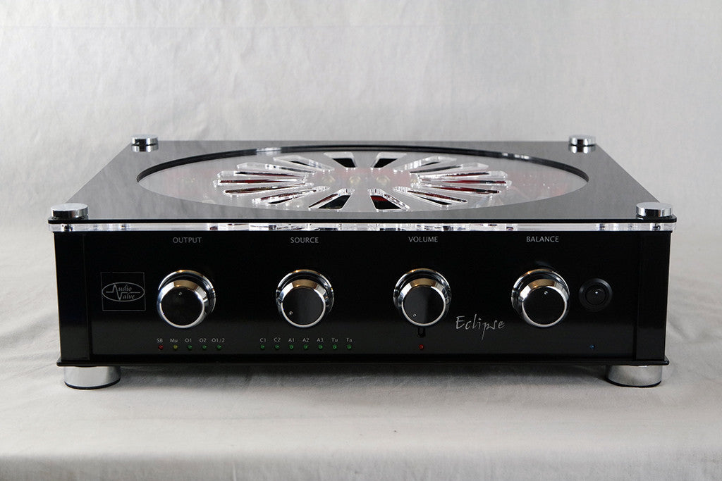 Audio Valve Eclipse Pre Amplifier