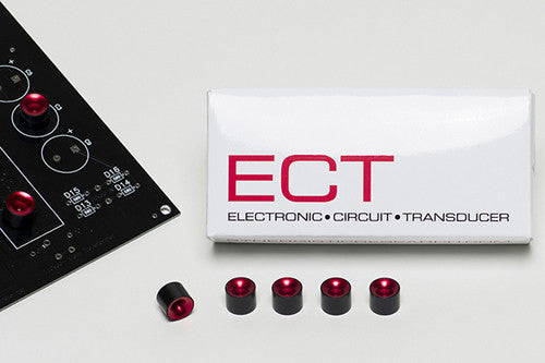 Synergistic Research ECT (Electronic Circuit Transducer) Set of 5