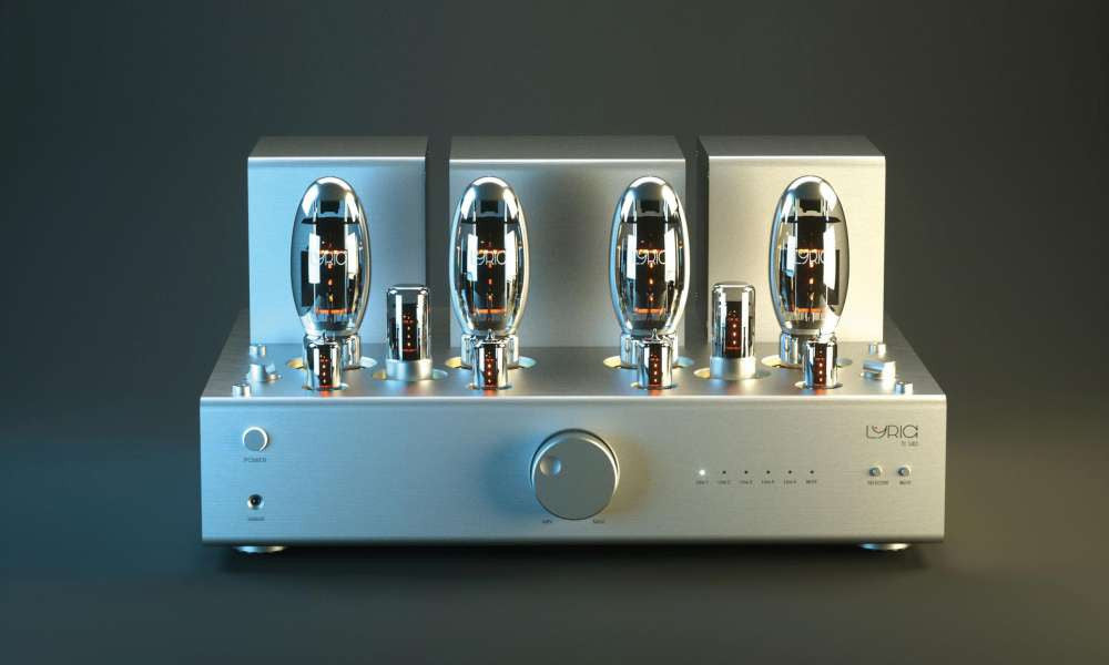 Lyric Ti140 Mk. II - Integrated Tube Amplifier