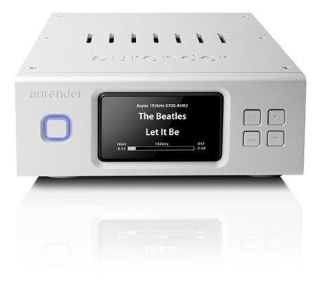 Aurender X100 Music Server & Player