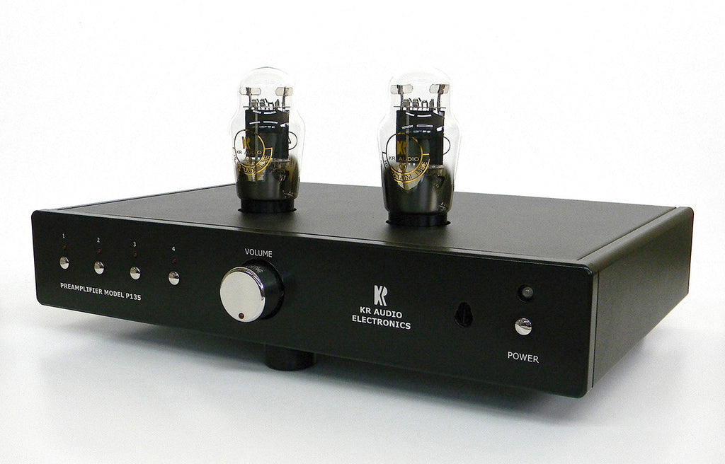 KR Audio P135 Pre Amplifier