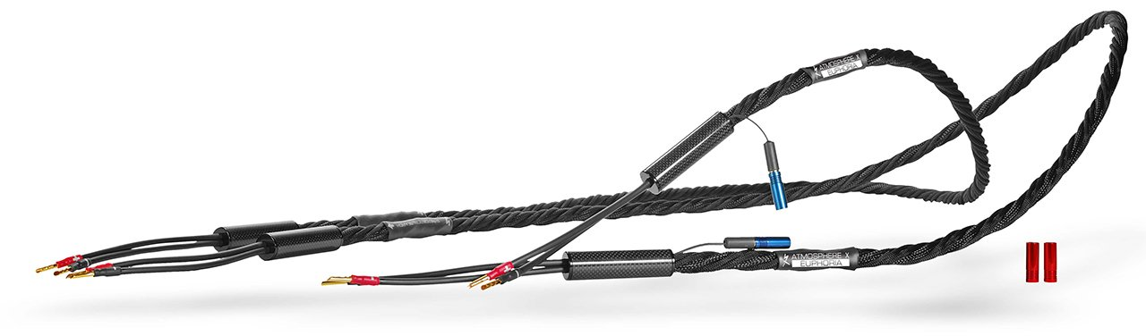 Synergistic Research Atmosphere X Euphoria - Level 3 Speaker Cables ...