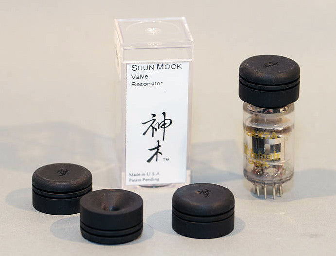 Shun Mook Signal Tube Resonators Set of 4