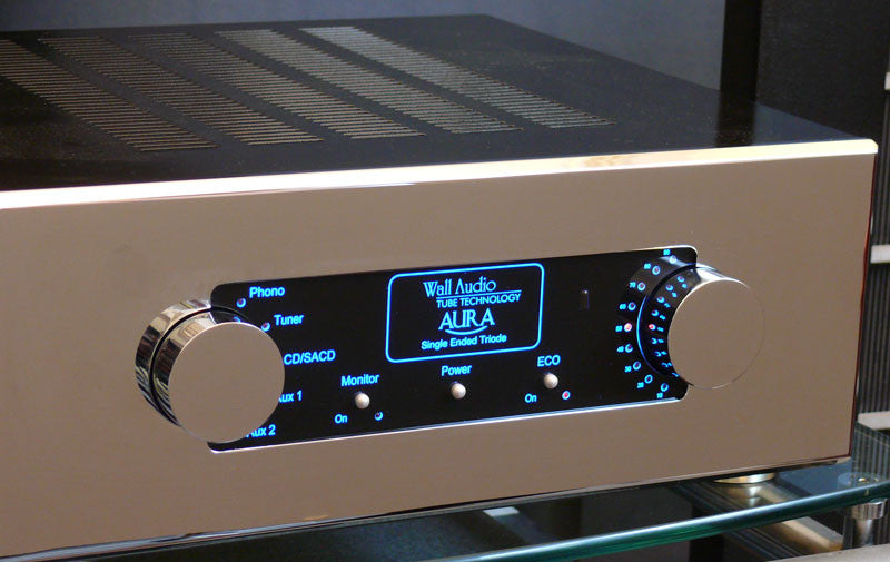 Wall Audio OPUS 33 SET Integrated Amplifier