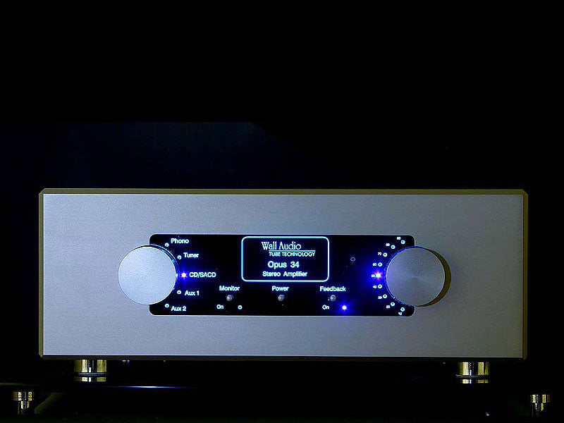 Wall Audio OPUS 34 Integrated Amplifier