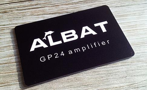 Albat GP.24 Amplifier Card