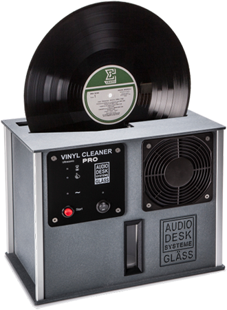 Audio Desk Vinyl Cleaner PRO Cleaning Machine