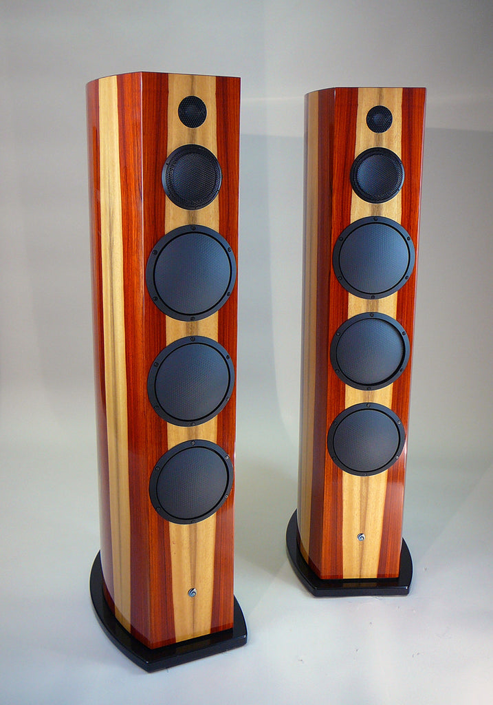 Artos Audio Rainbow Cell Speakers