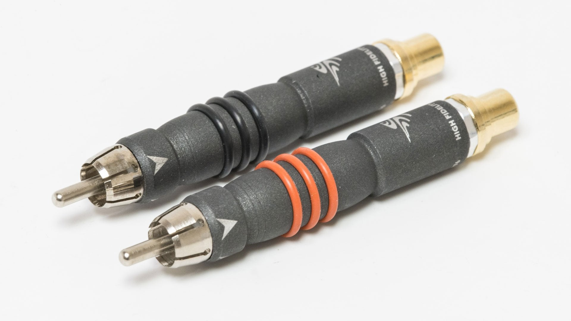 High Fidelity Magnetic RCA Adapters | highend-electronics, inc.