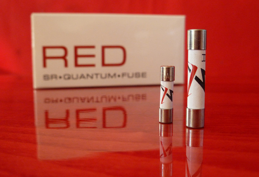 Synergistic Research RED Quantum Fuses