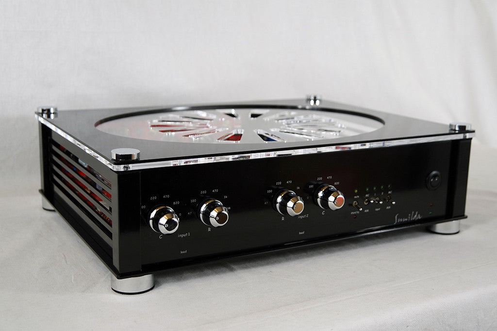 Audio Valve Sunilda Tube Phono Amplifier