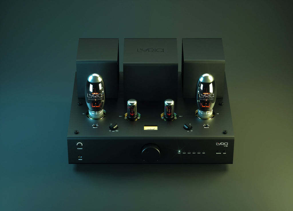 Lyric Ti100 Mk.II - Integrated Tube Amplifier